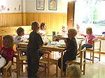 幼稚園訪問
